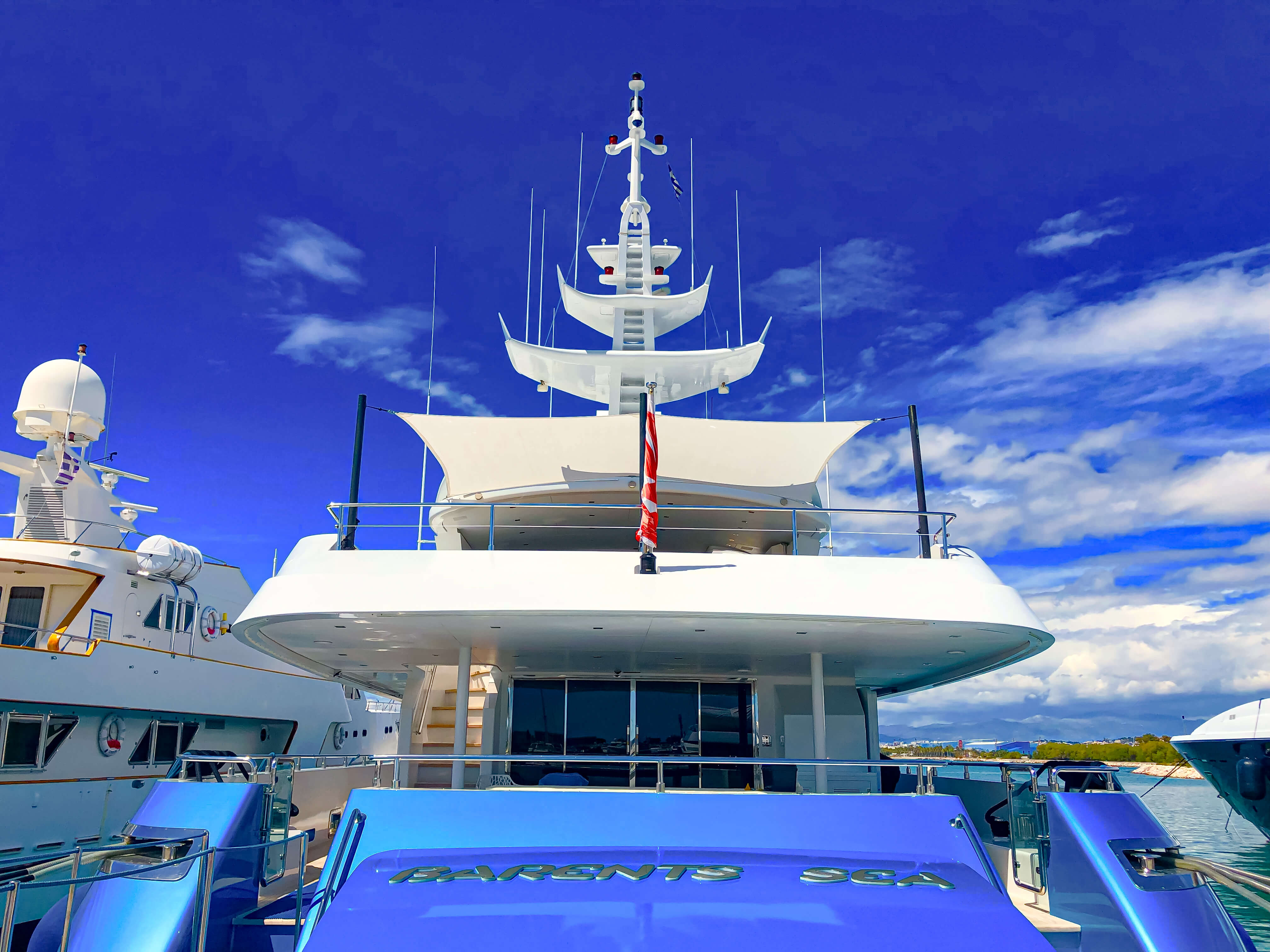 Yachting Canopies